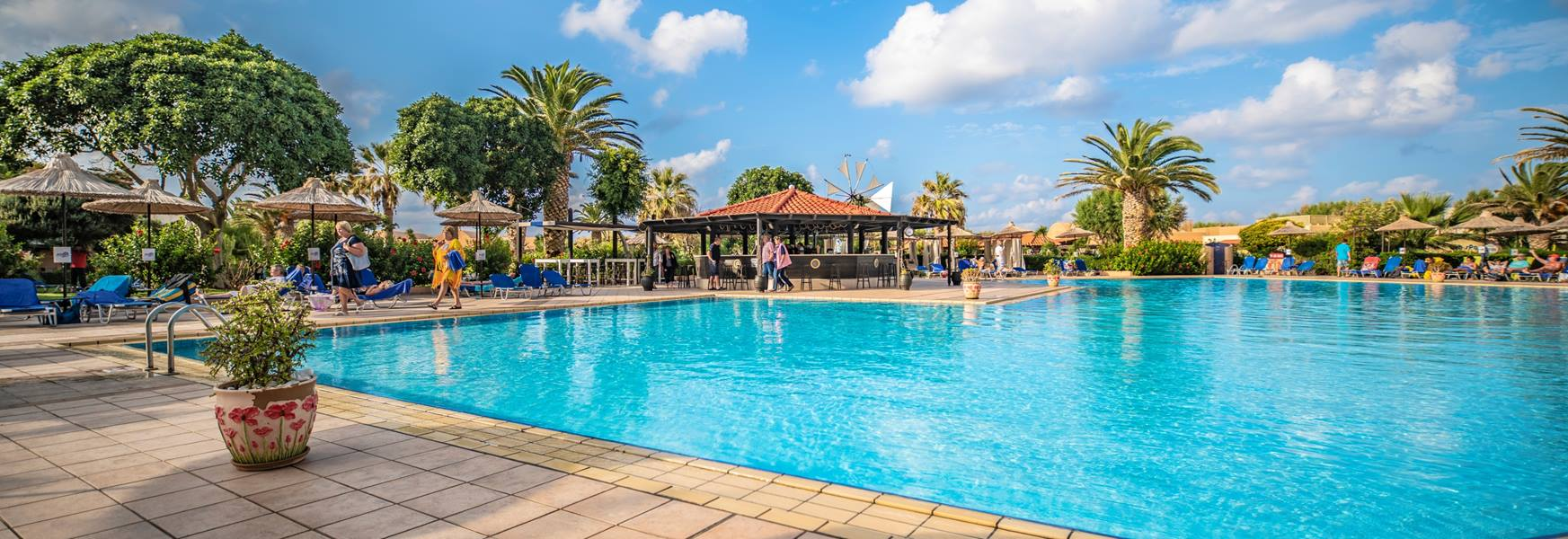 Hotel Anissa Beach Resort