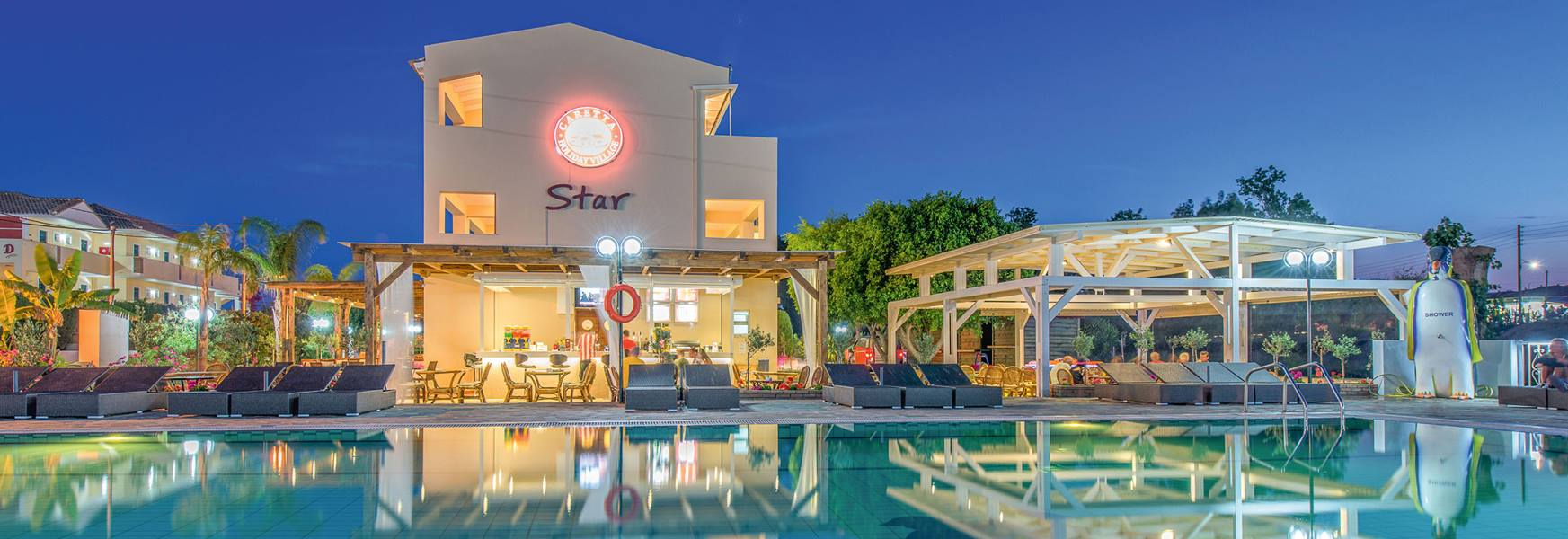 Hotel Caretta Star